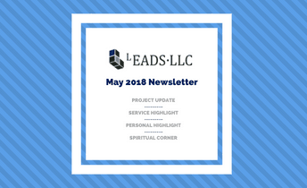 L Eads, LLC Newsletter - Website Graphic